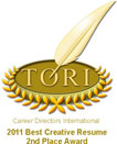 More info about the Tori Award